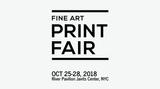Contemporary art art fair, IFPDA Fine Art Print Art Fair 2018 at Ocula Advisory, London, United Kingdom