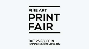 Contemporary art exhibition, IFPDA Fine Art Print Art Fair 2018 at Ocula Private Sales & Advisory, London