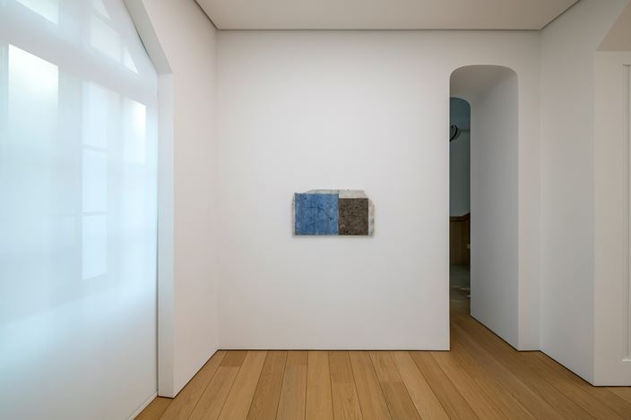 Exhibition view: Brice Marden, Marbles and Drawings, Gagosian, Athens (24 September–11 December 2020). © 2020 Brice Marden/Artists Rights Society (ARS), New York. Courtesy Gagosian.Photo: Panos Kokkinias.