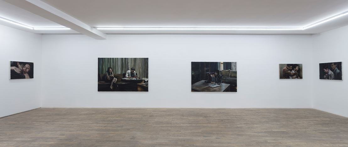 Chen Han & Xie Qi, Silent Theater, HdM Gallery, Beijing (23 January–13 March 2021). Courtesy HdM Gallery.