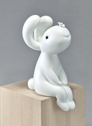 A sudden touch by Benrei Huang contemporary artwork