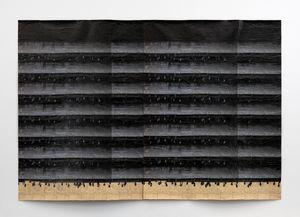 The 1975 I by Ibrahim Mahama contemporary artwork