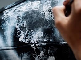 George Morton-Clark-Fashion x Art Creation Show