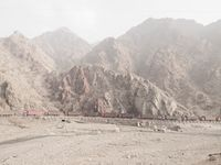 Road to Mine by Zhang Kechun contemporary artwork photography