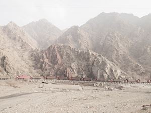 Road to Mine by Zhang Kechun contemporary artwork