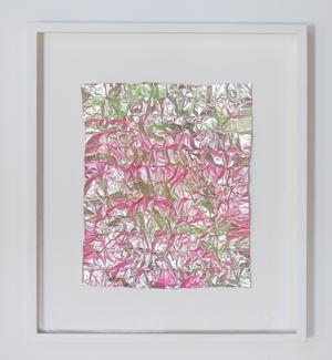 No. 929 Folded Grid by Rana Begum contemporary artwork