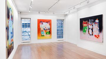 Contemporary art exhibition, Marco Pariani, Marco Pariani at Cheim & Read, New York