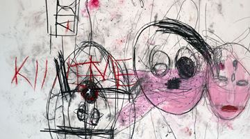 Contemporary art exhibition, Paul McCarthy, A&E Drawing Session, Santa Anita at Hauser & Wirth, Online Only, SAR, China