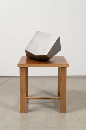 Cuttings 2 by Richard Deacon contemporary artwork sculpture