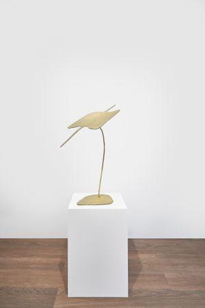 Concetto spaziale, forma by Lucio Fontana contemporary artwork sculpture