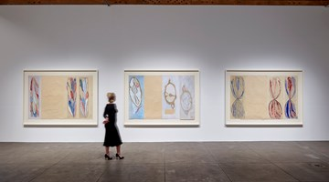 Contemporary art exhibition, Louise Bourgeois, The Red Sky at Hauser & Wirth, Los Angeles
