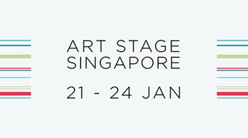 Contemporary art exhibition, Art Stage Singapore 2016 at Gajah Gallery, Singapore