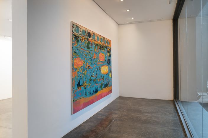 Exhibition view: Bruno Dunley, virá, Galeria Nara Roesler, São Paulo (1 October–21 November 2020). Courtesy the artists and Galeria Nara Roesler. Photo: ©Erika Mayumi.