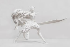 Against the blade of honour - Disciple (Level 2) by Tianzhuo Chen contemporary artwork sculpture