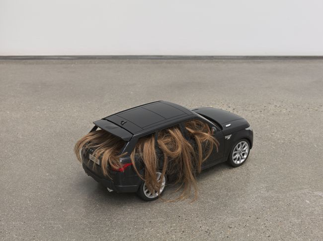 Automobile by Nina Beier contemporary artwork