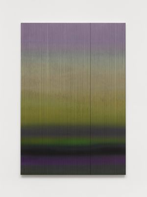 The East 2021 No. 2 by Liu Wei contemporary artwork painting, works on paper