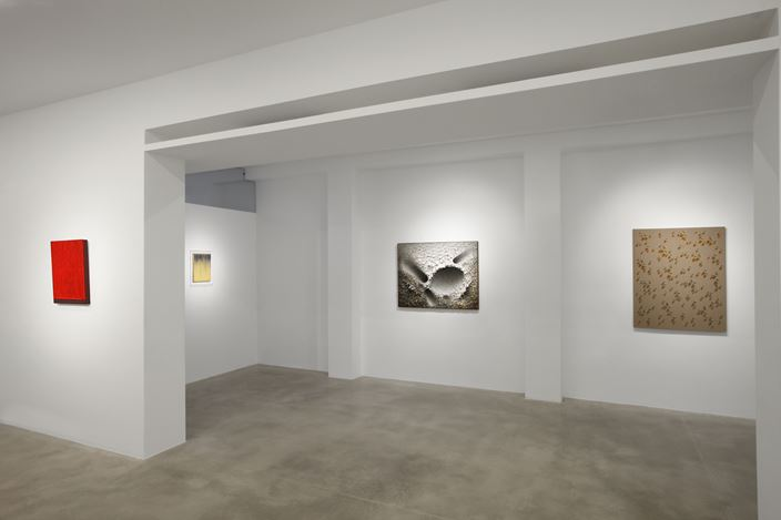 Exhibition view: Group Exhibition,THE EASTERN GESTURE - Five Voices from the Korean Avant-garde, Dep Art Gallery, Milan (4 March–9 May 2020). CourtesyDep Art Gallery.