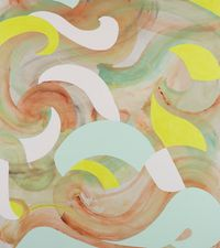 Ora by Bettina Marx contemporary artwork painting, works on paper