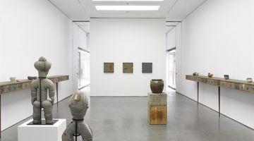 Contemporary art exhibition, Theaster Gates, Solo Exhibition at White Cube, Mason's Yard, London, United Kingdom