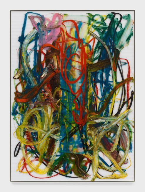 Red Float by Aaron Garber-Maikovska contemporary artwork