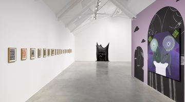 Contemporary art exhibition, Group Exhibition, An Infinity of Traces Curated by Ekow Eshun at Lisson Gallery, Bell Street, London, United Kingdom