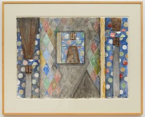 Untitled by Jasper Johns contemporary artwork