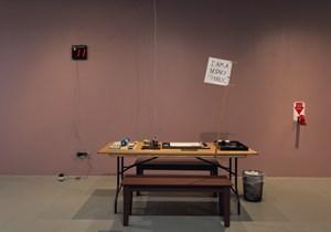 Alternative Facts (Fe Publica) by Paul Ramirez Jonas contemporary artwork