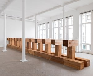 THEBES by Carl Andre contemporary artwork