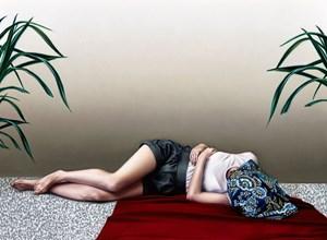 Cocoon by Natasha Bieniek contemporary artwork