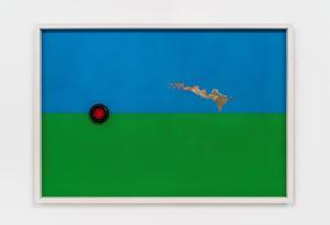 Eppur si muove (Planisphere) by Luca Vitone contemporary artwork