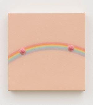 Rainbow Pierce by Linda Stark contemporary artwork