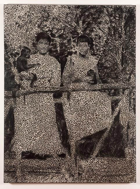 Untitled (TGTMY) by Daniel Boyd contemporary artwork
