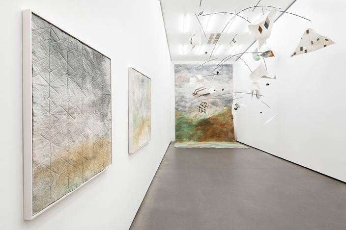 Exhibition view: Raul Walch, unfollow, Galerie EIGEN + ART, Berlin (7 January–6 February 2021). Courtesy the artist and Galerie EIGEN + ART Leipzig/Berlin.