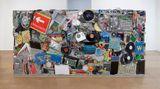 Contemporary art exhibition, Gordon Matta-Clark, Works 1970–1978 at David Zwirner, London, United Kingdom