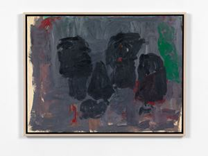 The Actors V by Philip Guston contemporary artwork