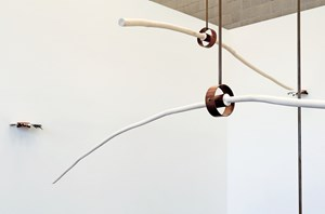 Balancing limb with quiver, homed by Andrew Drummond contemporary artwork