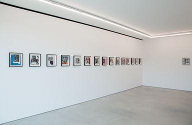 Exhibition view: Hugh Scott-Douglas, Thank you Thank you Thank you Thank you Thank you Thank you, Blum & Poe, Tokyo (11 January–9 March 2019). © Hugh Scott-Douglas. Courtesy the artist and Blum & Poe, Los Angeles/New York/Tokyo. Photo: Jeff Elstone.