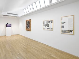 Exhibition view:Lisson Presents...Speech Act, Lisson Gallery, Lisson Street, London (25 November 2017–13 January 2018). Courtesy the Artists and Lisson Gallery