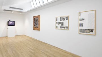 Contemporary art exhibition, Group Exhibition, Lisson Presents...Speech Act at Lisson Gallery, London