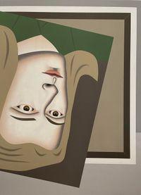 Douglas' Rita by Gavin Hurley contemporary artwork painting