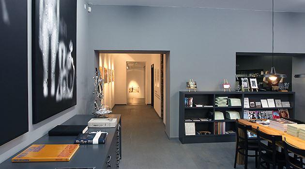 Galerija Fotografija contemporary art gallery in Ljubljana, Slovenia