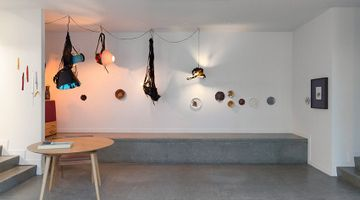 Contemporary art exhibition, Fritschgang II – More Rings, Lamps and Plates at Hamish McKay, Wellington, New Zealand