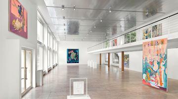 Contemporary art exhibition, Stefanie Heinze, Odd Glove at Capitain Petzel, Berlin