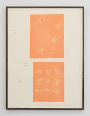 Contraposer (Torso Etude) by Ester Fleckner contemporary artwork