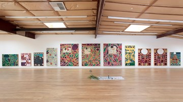 Contemporary art exhibition, Alexander Tovborg, The Marriage of Heaven and Hell at Blum & Poe, Los Angeles