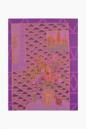 seemed serene blazing by John McAllister contemporary artwork