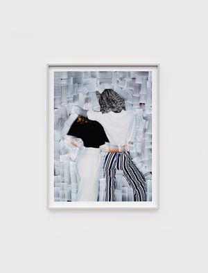 Leïla & Blanche by Viviane Sassen contemporary artwork