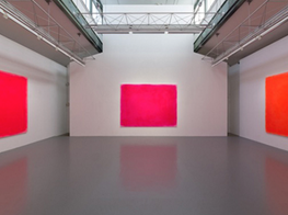 "Lee Ufan<br><em>Color Halation / Space Halation</em><br><span class=""oc-gallery"">SCAI The Bathhouse</span>"