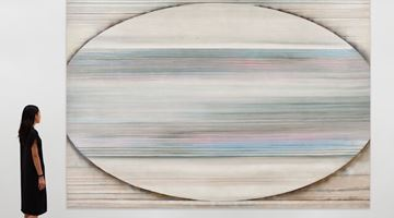 Contemporary art exhibition, Ed Clark, Expanding the Image at Hauser & Wirth, Los Angeles