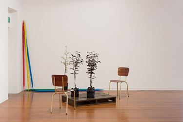 Exhibition view: Michael Parekowhai, When We Dream, Roslyn Oxley9 Gallery, Sydney (10 September–13 October 2018). Courtesy Roslyn Oxley9 Gallery.